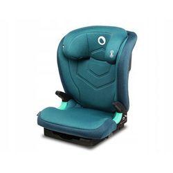 Lionelo neal green turquoise fotelik 15-36kg i-size + organizer