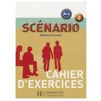 Książki do nauki języka, Scenario 2 cahier d`exercises (opr. miękka)