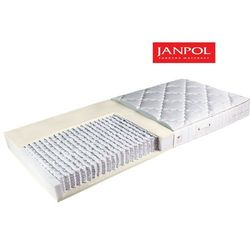 JANPOL ANDROMEDA - materac multipocket, sprężynowy, Rozmiar - 160x200, Twardość - średni, Pokrowiec - Jersey Standard WYPRZEDAŻ, WYSYŁKA GRATIS