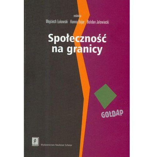 Biblioteka biznesu, Społeczność na granicy (opr. miękka)
