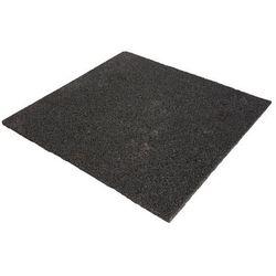Mata antywibracyjna Diall 60 x 60 x 1,5 cm czarna
