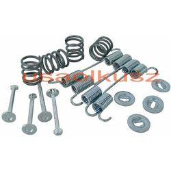 Zestaw montażowy szczęk hamulca postojowego Nissan 370Z