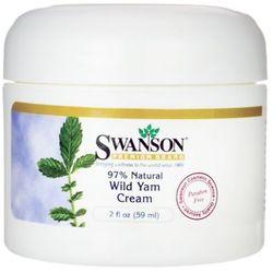 Swanson Wild Yam Krem (Naturalny Progesteron 97%) 59 ml