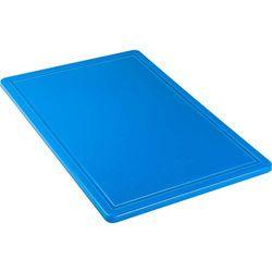 Deska do krojenia 600x400x18 mm niebieska STALGAST 341634