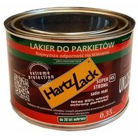 Lakiery, Lakier do parkietu HartzLack Super Strong półmat 0,35 l