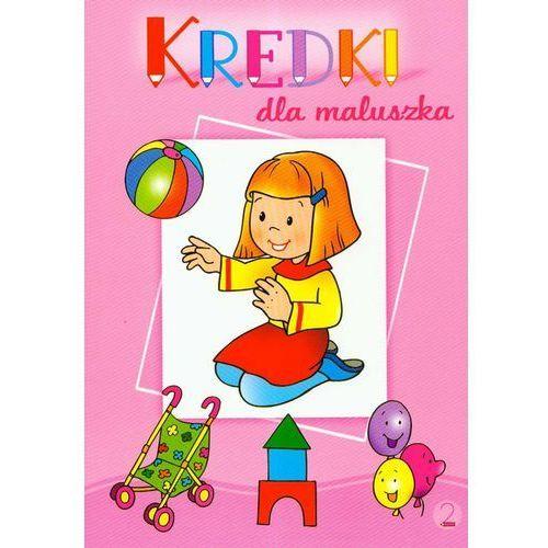 Książki dla dzieci, Kredki dla maluszka 2 (opr. miękka)