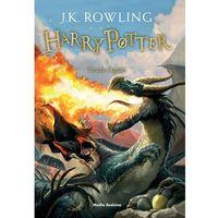 Hobby i poradniki, Harry Potter i czara ognia '16 - Joanne Rowling (opr. twarda)