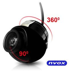 Samochodowa kamera cofania NTSC obrotowa o 360 stopni