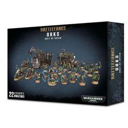 Battleforce Orks Kult of Speed (71-63) GamesWorkshop 99120103049