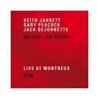 Pozostała muzyka rozrywkowa, MY FOOLISH HEART - Keith Jarrett, Gary Peacock, Jack DeJohnette (Płyta CD)
