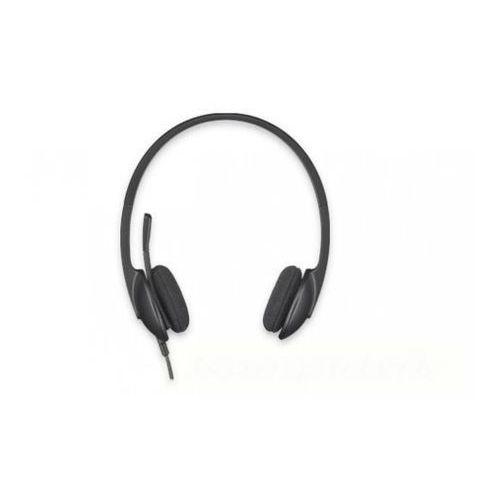 Słuchawki, Logitech H340