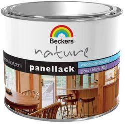 BECKERS NATURE PANELLACK [80]- lakier do drewna, połysk, 0.45 l