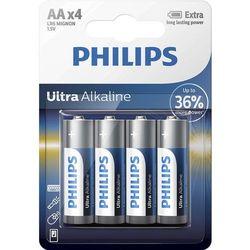 Bateria PHILIPS Ultra LR6/AA (4 szt.)