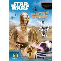 Kolorowanki, Star Wars Galaktyczne wyzwania Kolorowanka - Ameet OD 24,99zł DARMOWA DOSTAWA KIOSK RUCHU