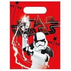Prezentowe torebki urodzinowe Star Wars - The Last Jedi - 6 szt.