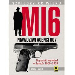MI 6 PRAWDZIWI AGENCI 007 (opr. miękka)