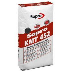 SOPRO KMT (452)- zaprawa do klinkieru z trasem, ciemnoszara, 25 kg