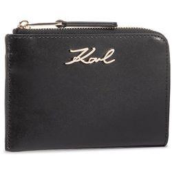 Etui na karty kredytowe KARL LAGERFELD - 201W3239 Black