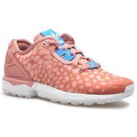 Damskie obuwie sportowe, Buty Adidas ZX Flux Decon W Różowe