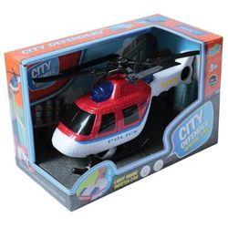 Służby specjalne - helikopter czerwony