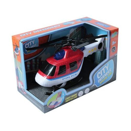 Latające dla dzieci, Służby specjalne - helikopter czerwony