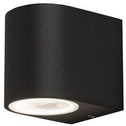 Kinkiet Nowodvorski Nico 9518 lampa ścienna ogrodowa 1X10W GU10 IP54 grafit