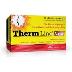 Spalacz tłuszczu Therm Line Fast 60tabl Olimp