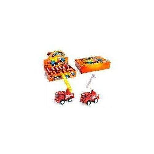 Straż pożarna dla dzieci, VIKING TOYS MINI CHUBBIES STRAZ MIX KOLOROW BPZ-VIKING TOYS