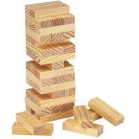 Gry dla dzieci, Albi Jenga drewniana wysoka (32 cm)