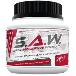 TREC S.A.W - 200g - Blackcurrant Lemon