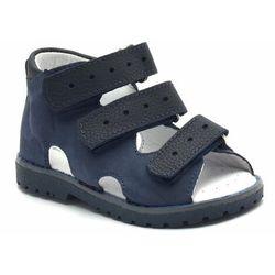 Dziecięce buty profilaktyczne Kornecki OR 03/103 Kobalt