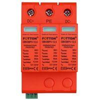 Baterie słoneczne, Ogranicznik przepięć FOTTON OBV26PV-12,5 kl. I,II (B+C) 720V DC Ogranicznik przepięć DC FOTTON OBV26PV-12,5 kl. I,II (B+C) 720V DC do systemow fotowoltaicznych