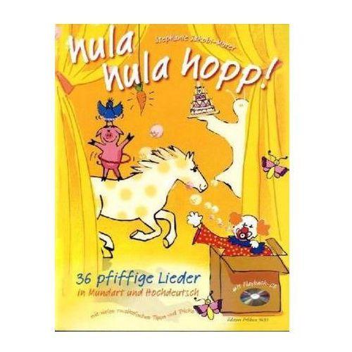 Pozostałe książki, hula hula hopp!, m. Playback-CD Jakobi-Murer, Stephanie