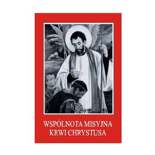 Książki religijne, Wspólnota Misyjna Krwi Chrystusa (opr. miękka)