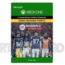 Madden NFL 17 - 12000 Punktów [kod aktywacyjny]