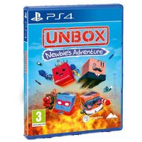 Gry PS4, Unbox Newbie's Adventure (PS4)