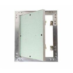 Klapa rewizyjna aluminiowa Awenta KRAL16 - 150x150mm Małe Drzwiczki GK