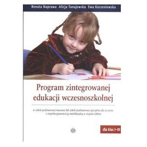 Pozostałe książki, Program zintegrowanej edukacji wczesnoszkolnej (opr. broszurowa)