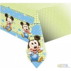 Obrus urodzinowy Mały Mickey - 120 x 180 cm - 1 szt. Pocos -10% - 4 (-10%)
