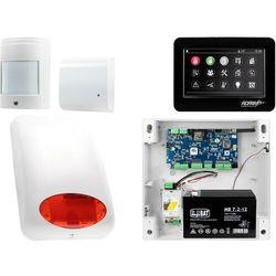 NeoGSM-IP Aero System alarmowy 1x czujka bezprzewodowa Powiadomienie GSM Wifi Zestaw
