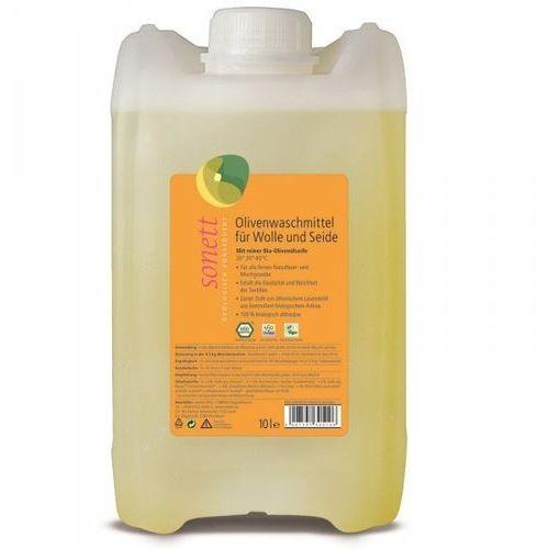 Płyny do prania, Płyn do prania wełny i jedwabiu z bio-mydłem oliwnym 5 l