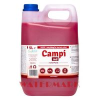 Pozostałe do czyszczenia armatury, Campi Red do wc turystycznych przenośnych 5l płyn do toalet kempingowych