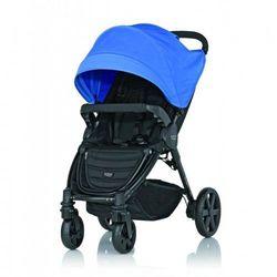 Wózek spacerowy Britax B-Agile 4 Plus Blue / Niebieski