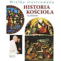 Albumy, Wielka Ilustrowana Historia Kościoła (opr. twarda)