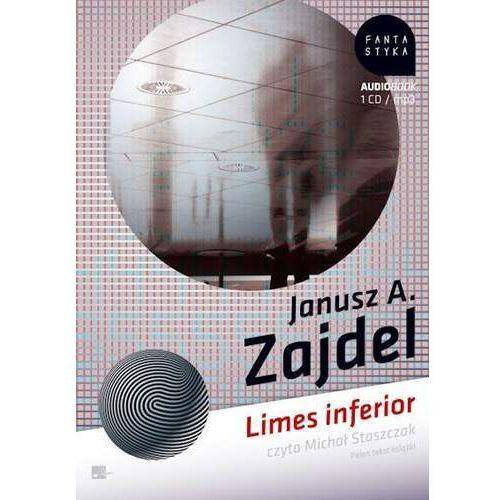 Audiobooki, Limes inferior - Janusz A. Zajdel