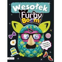 Naklejki, Furby Boom! Wesołek. Książeczka z wycinankami i naklejkami