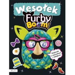Furby Boom! Wesołek. Książeczka z wycinankami i naklejkami