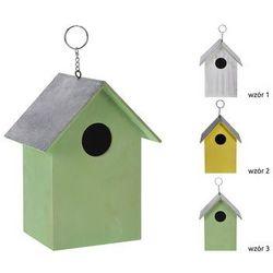 domek dla ptaków