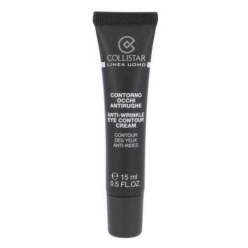 Kremy pod oczy, Collistar Man przeciwzmarszczkowy krem pod oczy (Eye Cream) 15 ml