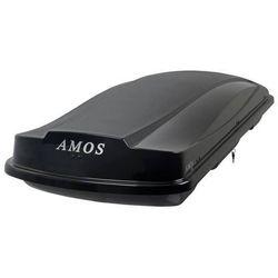Box dachowy bagażowy Amos Travel Pack 440l